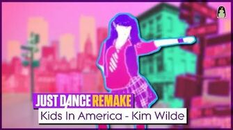 Kids In America (Remake) Just Dance FanRemake