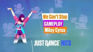 We Can't Stop (Megastar) Just Dance Hits Gameplay