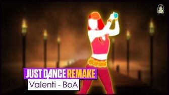Valenti Just Dance FanMade Remake