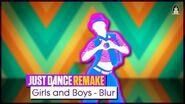 Girls and Boys (Remake) Just Dance FanRemake