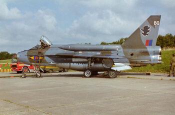 Lightning F Mk 6 XS904 6