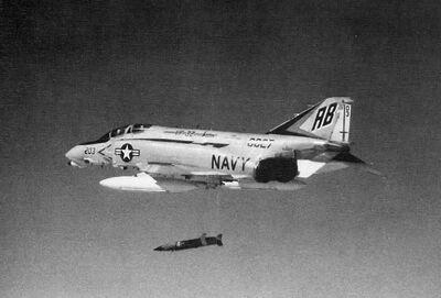 F-4B Phantom VF-32 1971