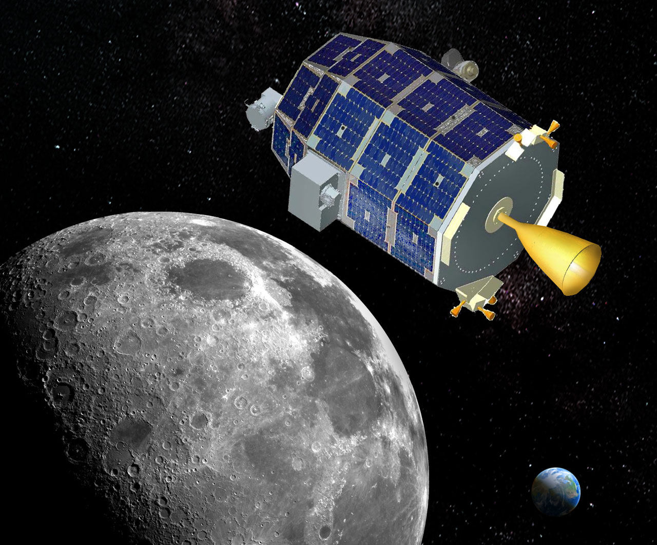 Lunar Atmosphere And Dust Environment Explorer Astronomy Wiki