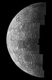 Mercury-mosaic