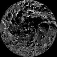 Southpole-Moon