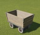 Mine Cart - Empty