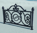 Ornate Planet Coaster Fence