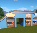 Planet Food Stall