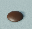 Confectionary - Chocolate Disc Plain