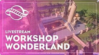 Workshop Wonderland (w James Lockett)