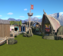 Pirate Themed Shops