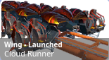 Planet Coaster - Cloud Runner icon