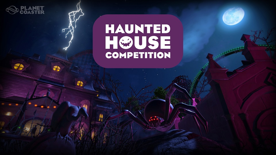 Haunted house competition 2017 planet coaster wiki fandom the competition ran through october 9 2017 after which 10 user blueprints were announced as winners malvernweather Image collections