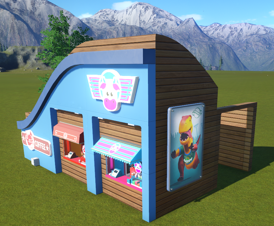 Planet drinks stall planet coaster wiki fandom powered by wikia planet drinks stall malvernweather Images