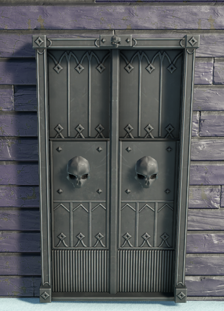 Gothic Castle Door & Gothic Castle Door | Planet Coaster Wiki | FANDOM powered by Wikia
