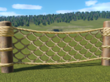 Rope Fence