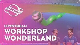 Planet Coaster - Workshop Wonderland (W Nick Rodgers)