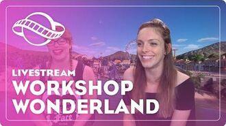 Planet Coaster - Workshop Wonderland (w Liesa Bauwens)