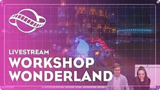 Workshop Wonderland (w Nick Rodgers)