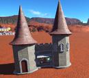 Fairytale Castle Shop
