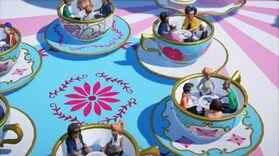 Planet Coaster Gamescom 2016 - Teacups
