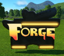 Ride Sign - Forge Lit