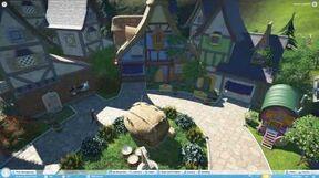 Planet Coaster GamesCom 2016 - Pre-Built Buildings