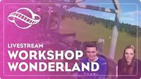 Workshop Wonderland (w Robert Chisholm)