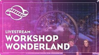 Workshop Wonderland (w Andrew Chappell)