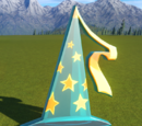 Fairytale Sign - Mage Hat Large