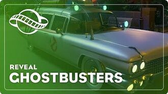 Planet Coaster Ghostbusters Reveal Trailer