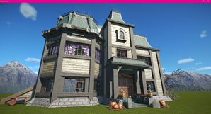 Haunted Doll House by Chant image1