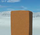 Gingerbread Column
