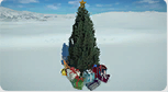 Planet Coaster - Chrismas Tree Scene - Small icon
