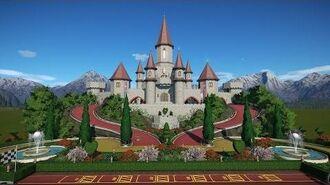 Planet Coaster - Princess Amelie's Castle Karts (Contest Winner)