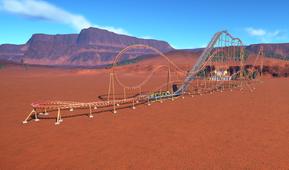 Planet Coaster - The Right Stuff 2