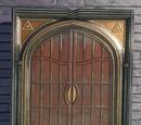 Haunted House Door Animatronic