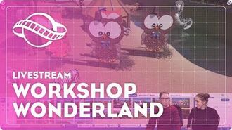 Workshop Wonderland (w Liesa Bauwens)