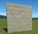 Crypt Wall 4m Base