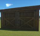 Coaster Doors - Stables