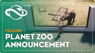 Planet Zoo Announcement Trailer
