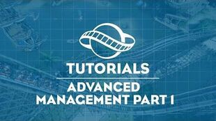 Planet Coaster Tutorial - Advanced Management Part 1