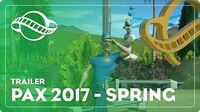 Planet Coaster - PAX 2017 Trailer