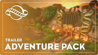 Adventure Pack Out Now!