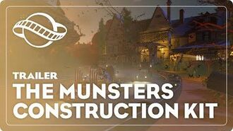 The Munsters® Munster Koach Construction Kit