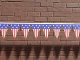 American Bunting Straight 4m