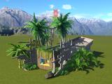 Pirate Shipwreck Gift Shop