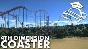 Planet Coaster College - 4th Dimension Coaster Tutorial