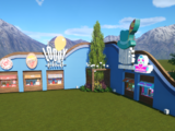 Planet Themed Shops