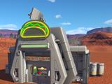 Sci Fi Food Stall